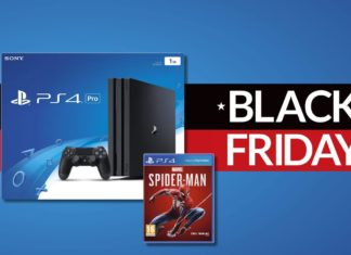 Best Black Friday PS4 Deals