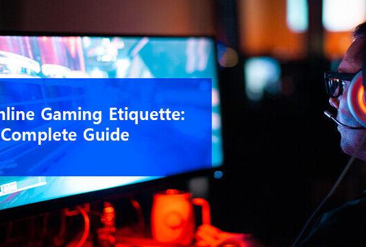 online gaming etiquette