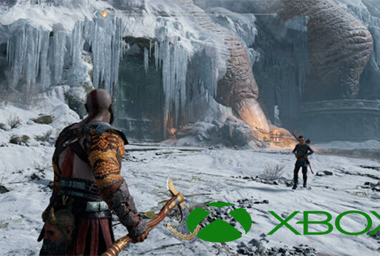 is god of war on xbox